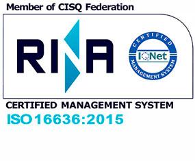 certificado iso 16636